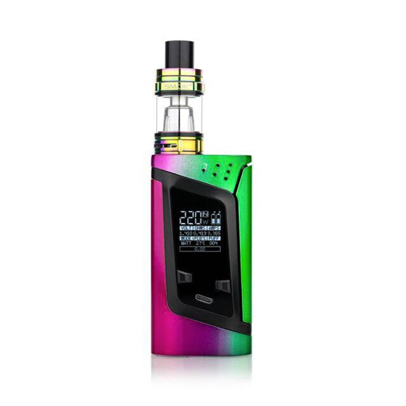 Smok Alien 220w kit - Rainbow