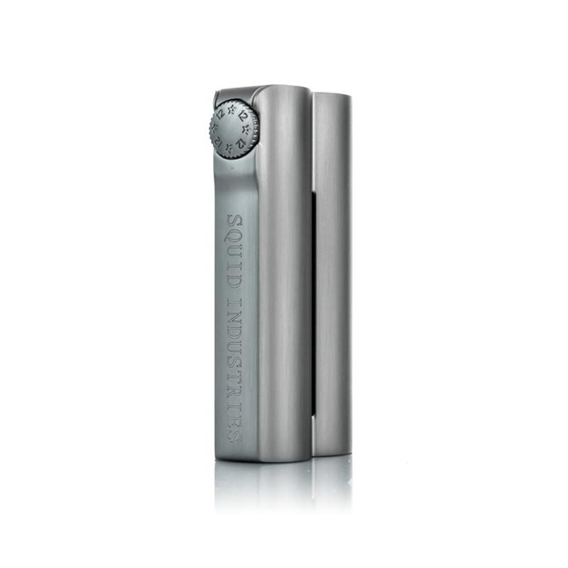 Double Barrel V2.1 150W Mod by Squid Industries - Grey/Champaign