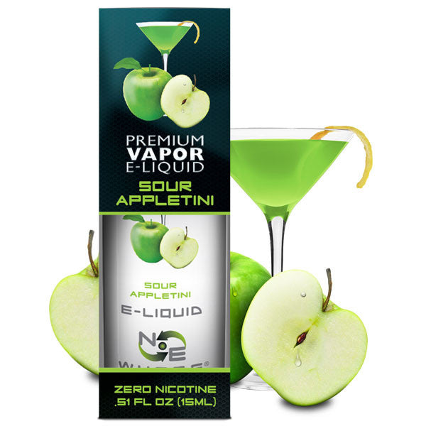 Sour Appletini E-Liquid Juice