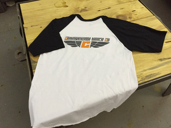 CLEARANCE! Baseball Tee - Men's