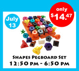 shape sorter, stacking toys, peg board, skoolzy toys, montessori toys, toddler learning toys
