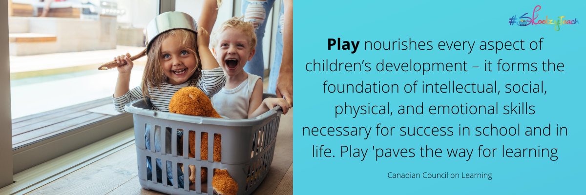 importance of learning through play