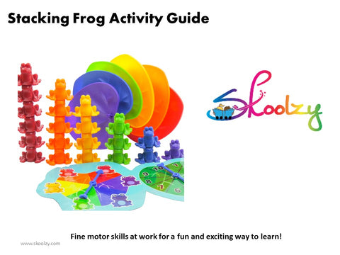 stacking frogs