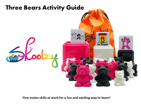 Three Bears Activity Guide