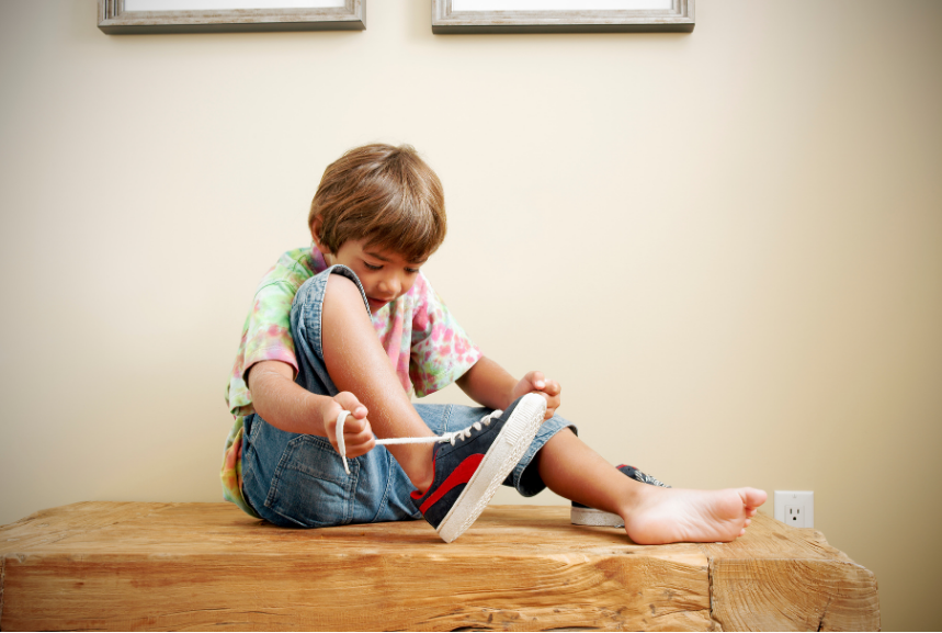Parenting Tip - Fostering Independence