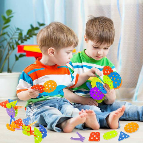 Toddler learning toys construction toy