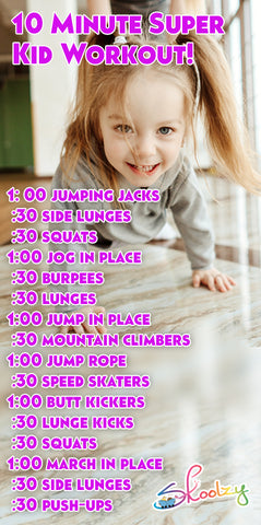 #stayathome  toddler exercise