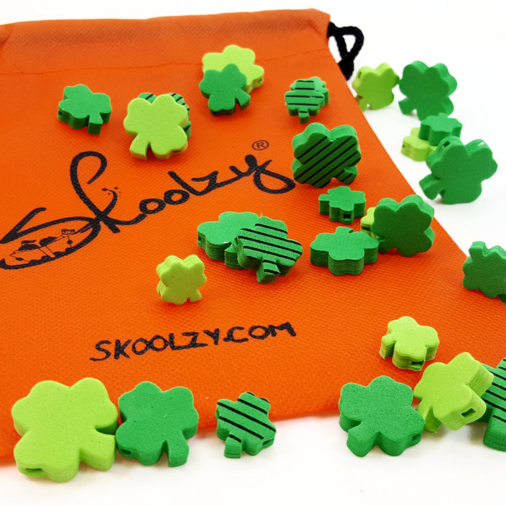 Shamrock Counters by Skoolzy