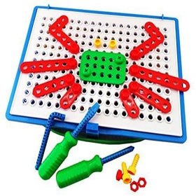 Construction Building Toys Tool Kit<p><font><small><b>SK-007</small>