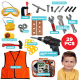 Kids Tool Set Toddler Toys