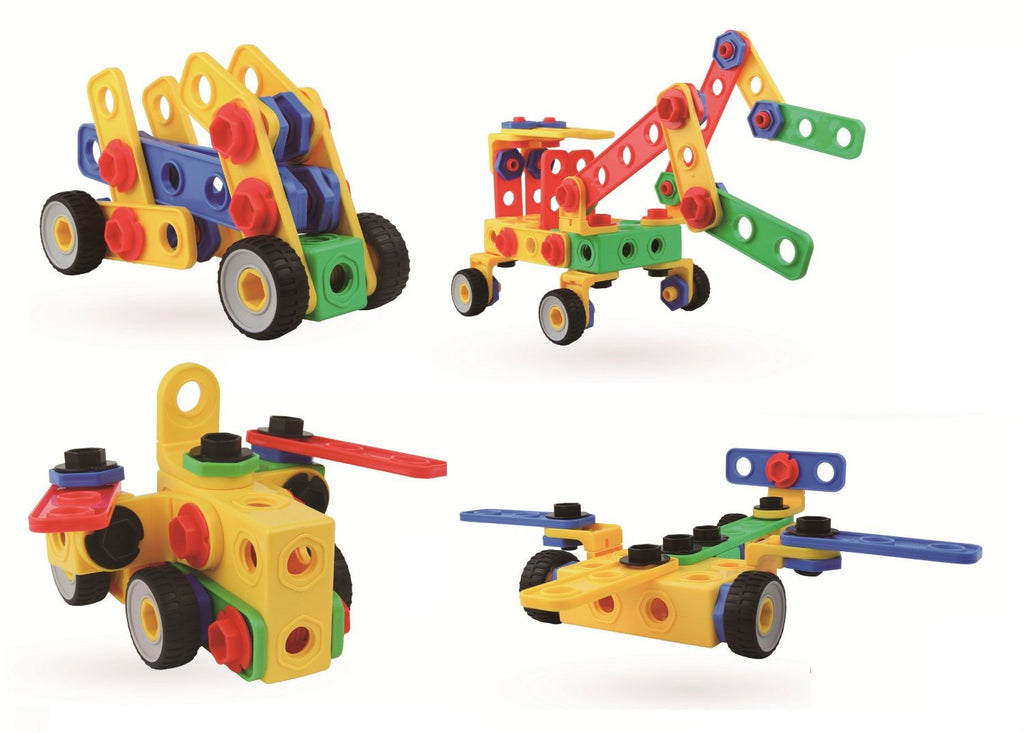 Nuts And Bolts Toys For Toddlers, Nuts And Bolts -8819