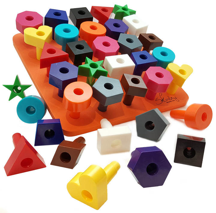 peg board games for toddlers stacking toys