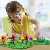 Skoolzy Preschool Learning Toy - Alphabet Puzzle<p><font><small><b>SK-065