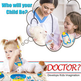 Toy Doctor Kit for Kids