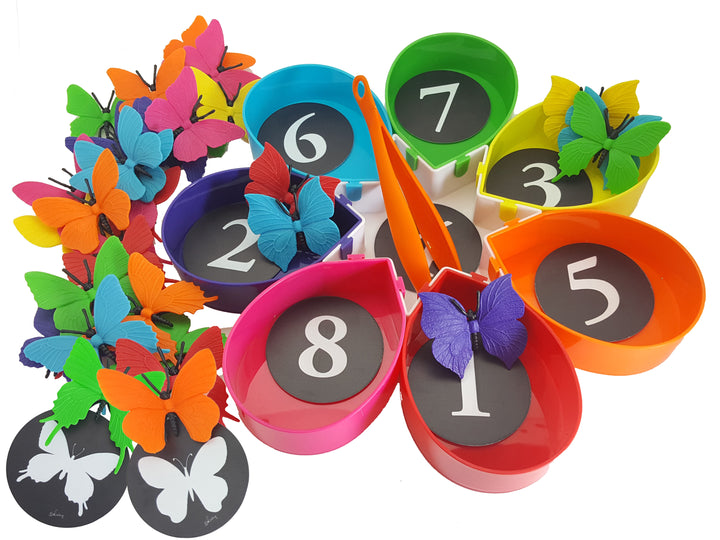 Counting Game For 2,3,4,5 Year Old kids