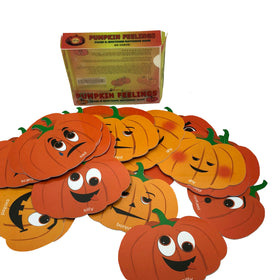 Educational Pumpkin Memory Matching Game Cards 24 Emotional Intelligence Flashcards<p><font><small><b>SK-059</small>