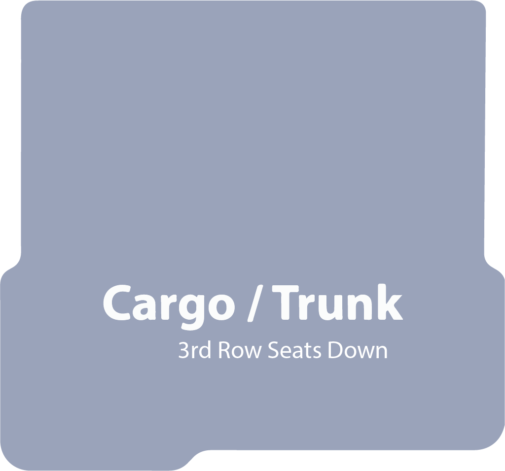 Cadillac XT6 (2nd Row - Bucket Seating) [2020 - 2021]