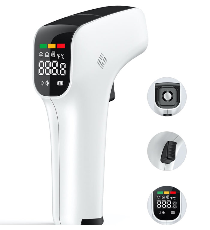 Touchless Infrared Head Thermometers