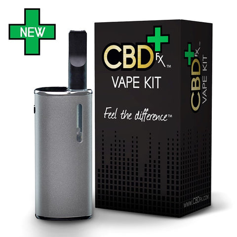 The New CBDfx Vape Kit, Now ONLY $24.99!