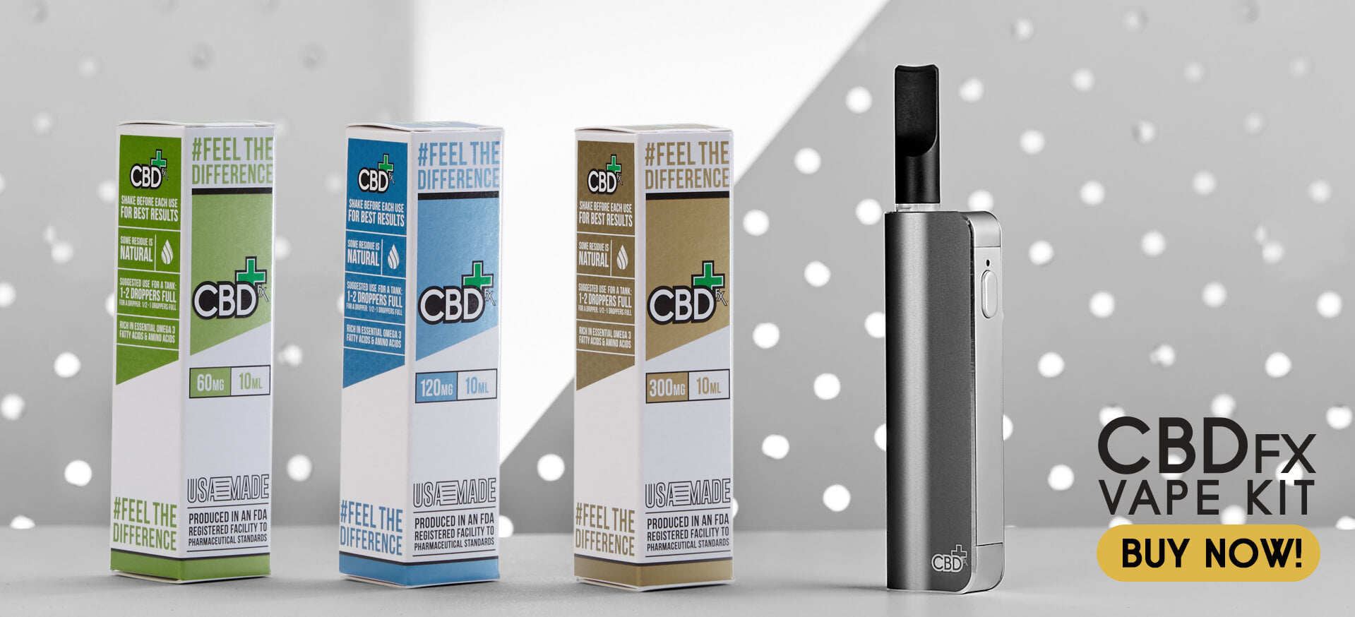 CBD Vape Kit by CBDfx