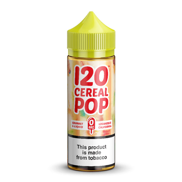 Mad Hatter Juice 120 CEREAL POP E-JUICE - 0mg