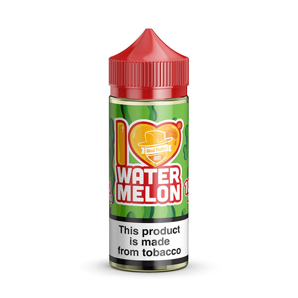 I LOVE CANDY WATERMELON E-JUICE - 0MG.