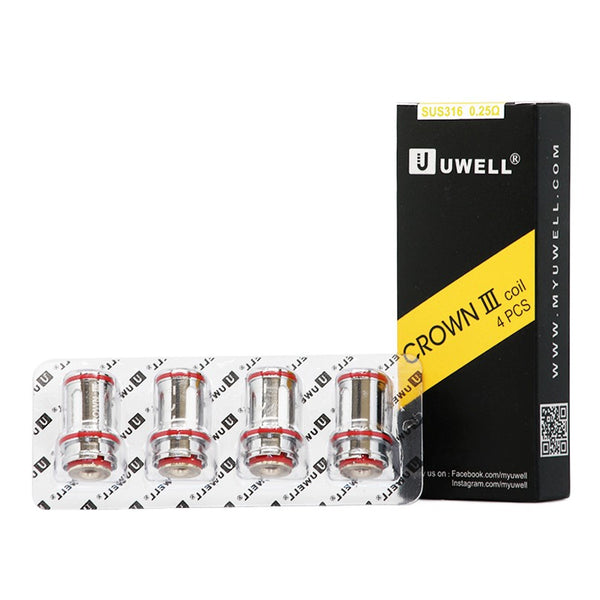 Uwell Crown V3 coil 0.4 ohm