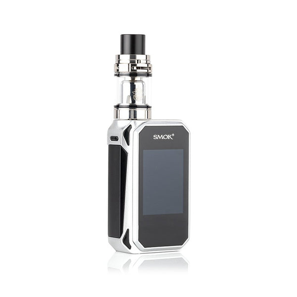 Smok G-Priv 2 Full Kit with TFV8 X-Baby Tank - Silver / Black