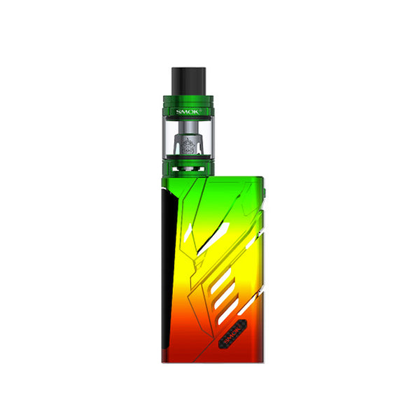 SMOK T-PRIV 220W TC Full Kit - Rasta Green