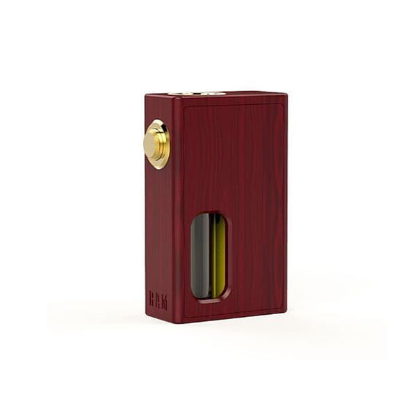 Wotofo RAM Squonker Box Mod by Stentorian - Red Wood