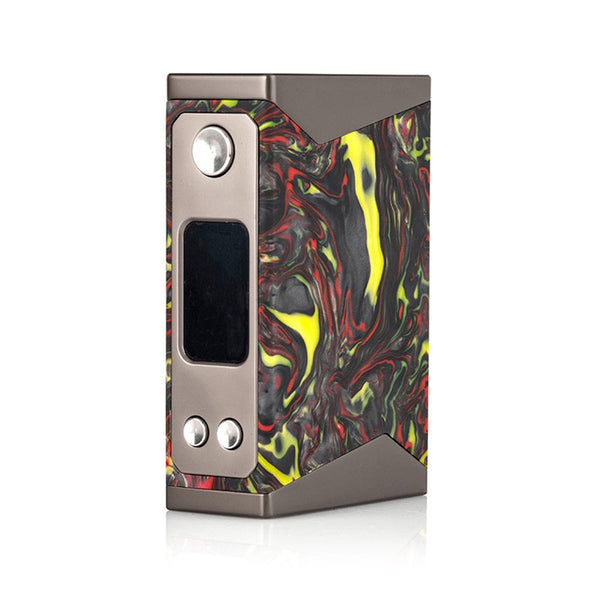 Wotofo Stentorian Basilisk Box Mod - Black & Red