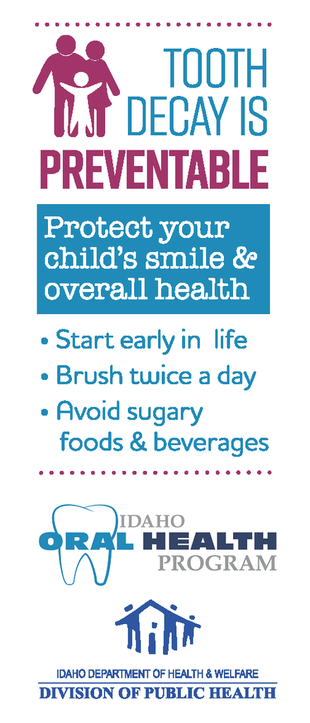 Tooth Decay is Preventable - Magnet