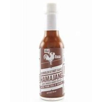ADOBOLOCO, HAMAJANG Smoked Ghost Pepper Hot Sauce