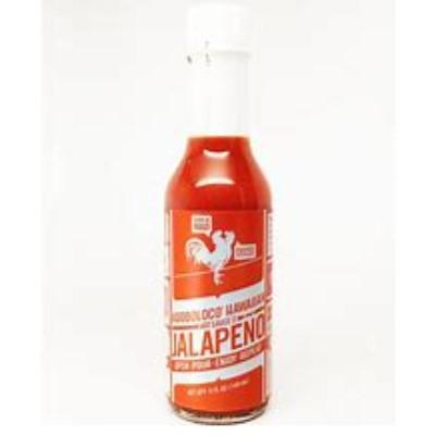ADOBOLOCO, JALAPENO Hot Sauce
