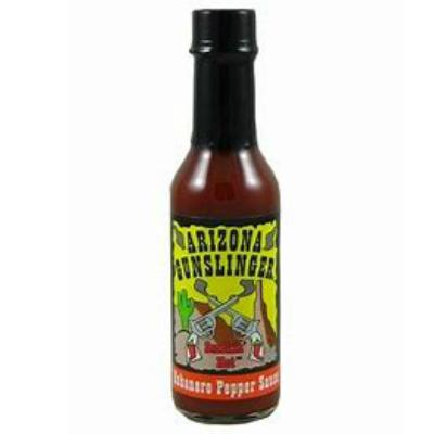 Arizona Gunslinger HABANERO Hot Pepper Sauce