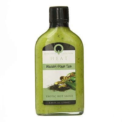 Blair's Q Heat Wasabi Green Tea Hot Sauce