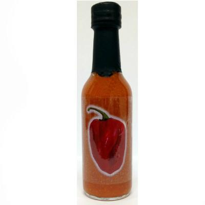 CaJohn's SELECT RED SAVINA Hot Sauce