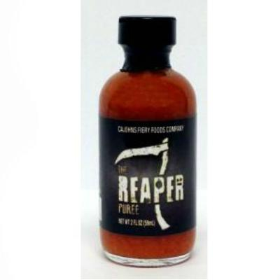 CaJohn's THE REAPER Smokin Ed's Carolina Reaper Puree