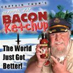 Captain Thom's SLAPPIN' FAT BACON KETCHUP