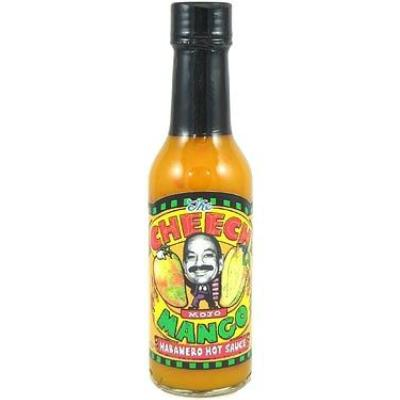 THE CHEECH, MOJO Mango Habanero Hot Sauce