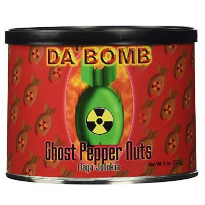 Da' Bomb Ghost Pepper Nuts
