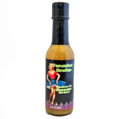 Danny Cash VERONICA GRAINS Farmhouse Ale Hot Sauce