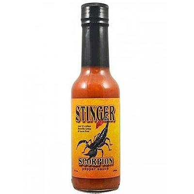 STINGER 2 Million SHU Scorpion Pepper Sauce
