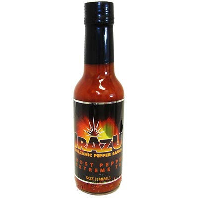 Irazu Ghost Pepper Extreme 70