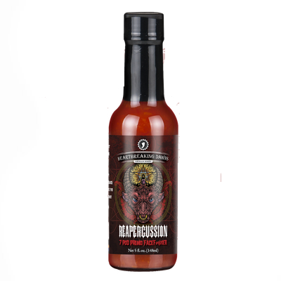 Heartbreaking Dawn's REAPERCUSSION Hot Sauce