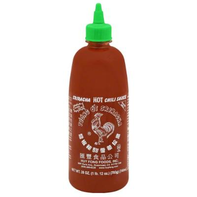 HUY FONG, SRIRACHA (28 oz BIG BOTTLE)