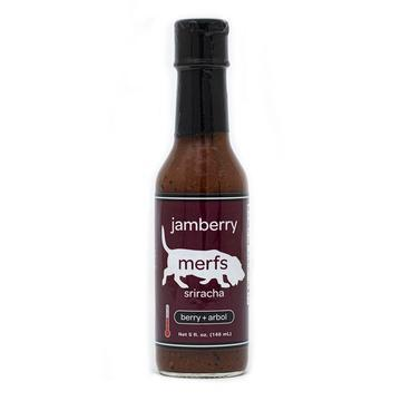 merfs, jamberry Hot Sauce
