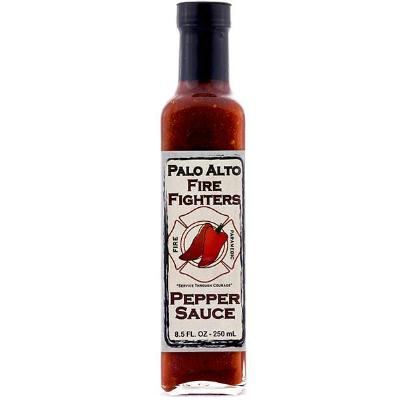 PALO ALTO FIREFIGHTERS, ORIGINAL Hot Sauce