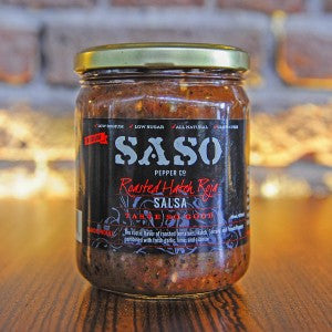 SASO Roasted Hatch Salsa Roja