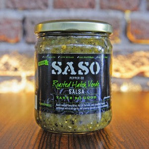 SASO Roasted Hatch Salsa Verde